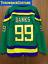 thumbnail 4 - The Mighty Ducks Movie Jersey #96 Conway #99Banks #33 Goldberg #66 Hockey Jersey