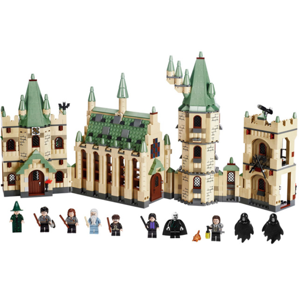 Harry Potter Castello castle Hogwarts  costruzioni compatibile - nuovo -  classico senza tempo