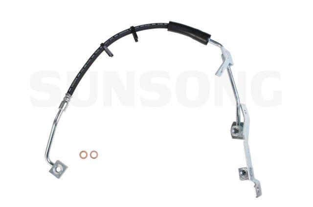 Brake Hydraulic Hose Front Sunsong North America 2203055
