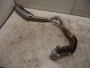 Image Is Loading 06 Triumph Tiger 955I 955 EXHAUST MUFFLER SYSTEM