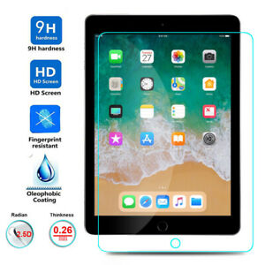 Tempered-Glass-LCD-Screen-Protector-For-NEW-Apple-iPad-6th-Generation-9-7-2018