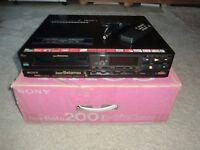 Sony SL-200ME MKIII Super Betamax Recorder in OVP, PAL / SECAM, 2J.Garantie