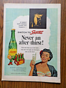 1954-Squirt-Soda-Pop-Bottle-Ad-Never-an-After-Thirst