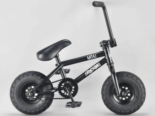 *GENUINE ROCKER* - METAL iROK+ BMX RKR Mini BMX Bike