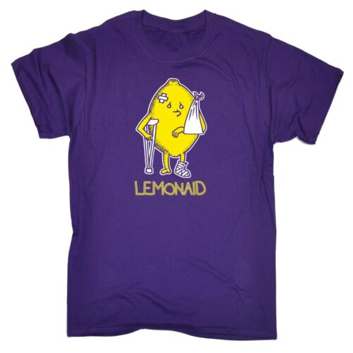 Funny T Shirt Lemonaid Cartoon Graphic Cool Birthday tee tshirt T-SHIRT