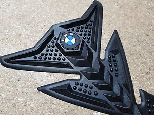 Top Quality 3d Mini Rubber Motorbike Motorcycle Tank Pad Bmw Ebay