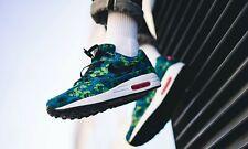 Mens Nike Air Max 90 Premium SE Oil Greyrain Forest Shoes