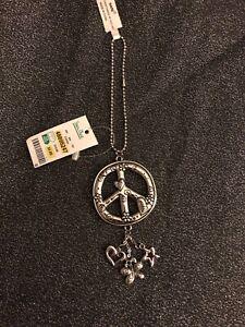 Brighton-Peace-Sign-Key-chain