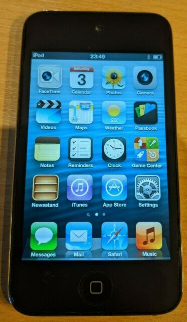 Apple iPod touch 4th Generation 32GB - Black for sale ...