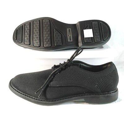 Mark Nason Shoes Bradmore Black Knit Oxford Shoes NEW