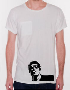 Liam Gallagher Side Oasis Indie Rock Music T-Shirt