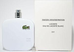 Lacoste 12 100mltesterEbay Eau L Blanc 12 De Y6yfgb7