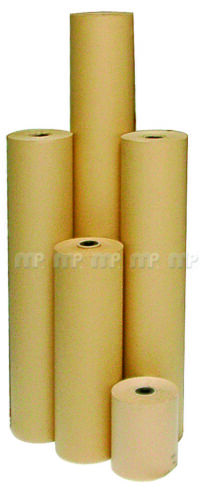 Abdeckkraftpapier goldbraun 40g//m² 60 cm x 450m 514310000