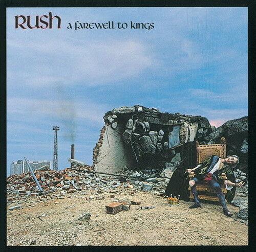 1 of 1 - Rush - Farewell to Kings [New Vinyl]