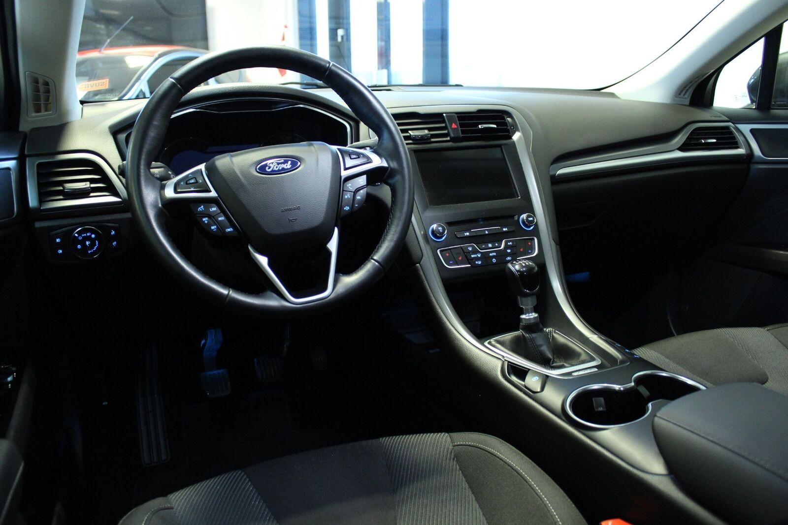 Ford Mondeo 1,5 SCTi 160 Titanium stc. - billede 6