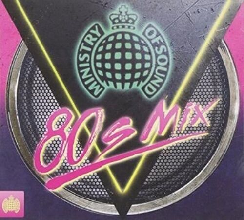 1 of 1 - Ministry of Sound: '80s Mix by Various Artists (CD, Mar-2015)