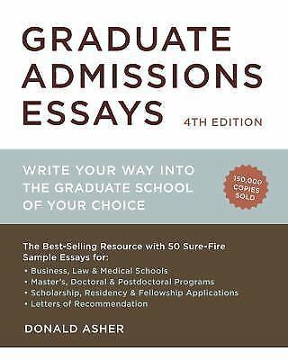 Writing an admission essay xat 2012