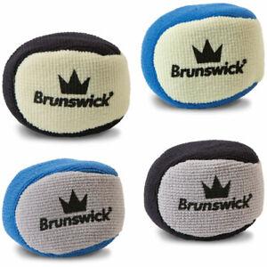 Brunswick-New-Microfiber-Grip-Ball-Talkum-fuer-trockene-Haende-Bowling-Ball-gt-Shop