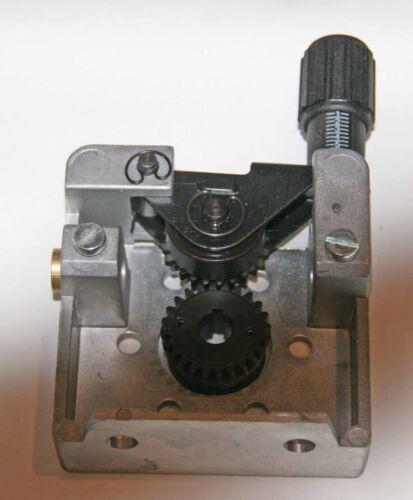 Drahtvorschubgetriebe 2 Rollen Antrieb Rollengröße 30 mm Draht Vorschub