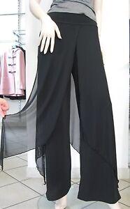 Particolarissimo pantalone + veli in tulle fascione in vita