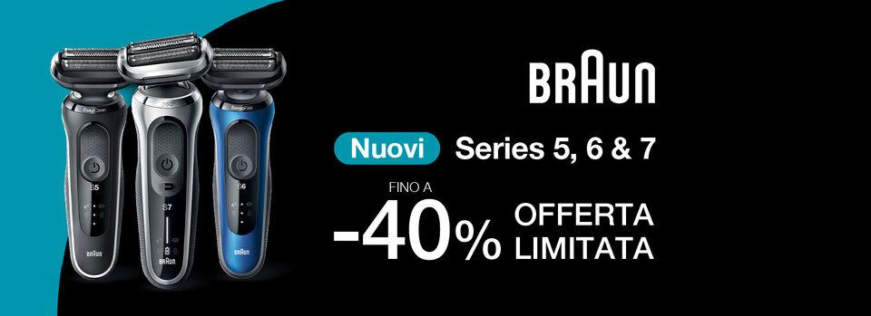 Compra ora - Scopri tutte le offerte Braun!