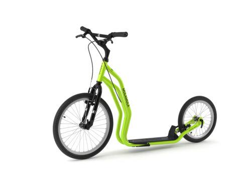 Yedoo Mula V-Brake green Tretroller Dog Scooter