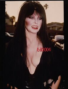 Cassandra Peterson real elvira