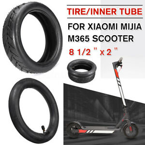 Tire-amp-Inner-Tube-Inflatable-Tyre-8-1-2X2L-Black-For-Xiaomi-Mijia-M365