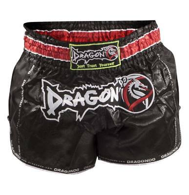 Designed for Kickboxing Dragon Do Muay Thai Shorts Retro Muay Thai MMA