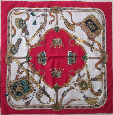 -foulard Fiorella Vitti Tbeg Vintage Scarf 74 X 76 Cm I Clienti Prima Di Tutto