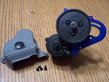 Traxxas 3908 Brushless E-Maxx Transmission & Slippper 68t Spur Gear &Motor Mount
