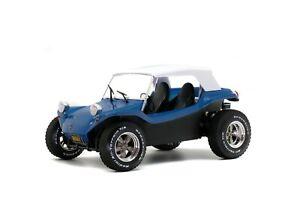 1-18-Solido-Meyers-Manx-Buggy-bleu-VW-Beetle-S1802701