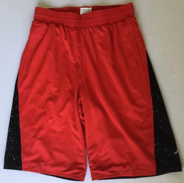 a38d942b5b16 Nike Men s Air Jordan 5 Reversible Basketball Shorts Style Aa2140 657 Size  Large