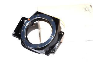 Pentax Japan Objektivträger MV black / new lens mount plate - old stock (NEU)