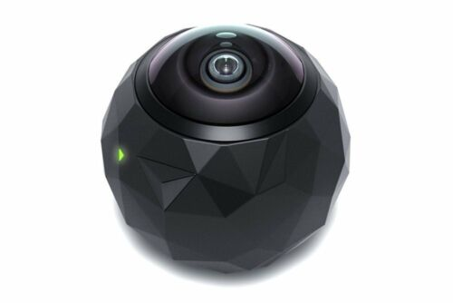 360fly 360° HD Video Camera 16GB SuperWide Angle Single Lens Water Resistant NEW