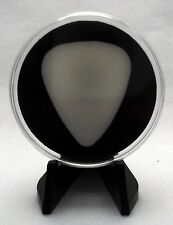 Guitar Pick Display Case & Stand - (Black 351 Style)  - 100% MADE IN USA