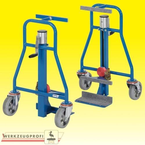 1 Paar FETRA Möbelhubroller 6980 600 kg Tragkraft Transportroller Hubroller