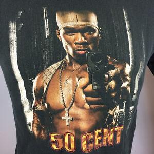 Vintage Deadstock G Unit x 50 Cent Rap T-Shirt