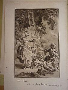 Jean-Baptiste-LEPRINCE-1734-1781-RARE-Gravure-XVIII-LAVIS-ROUE-VERTUEUX-1770-a
