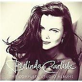 Belinda Carlisle - Complete Studio Albums 7 CD Box Set Runaway Horses,Voila...