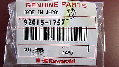 Kawasaki OEM Body Windshield Wellnut 5mm 92015-1757