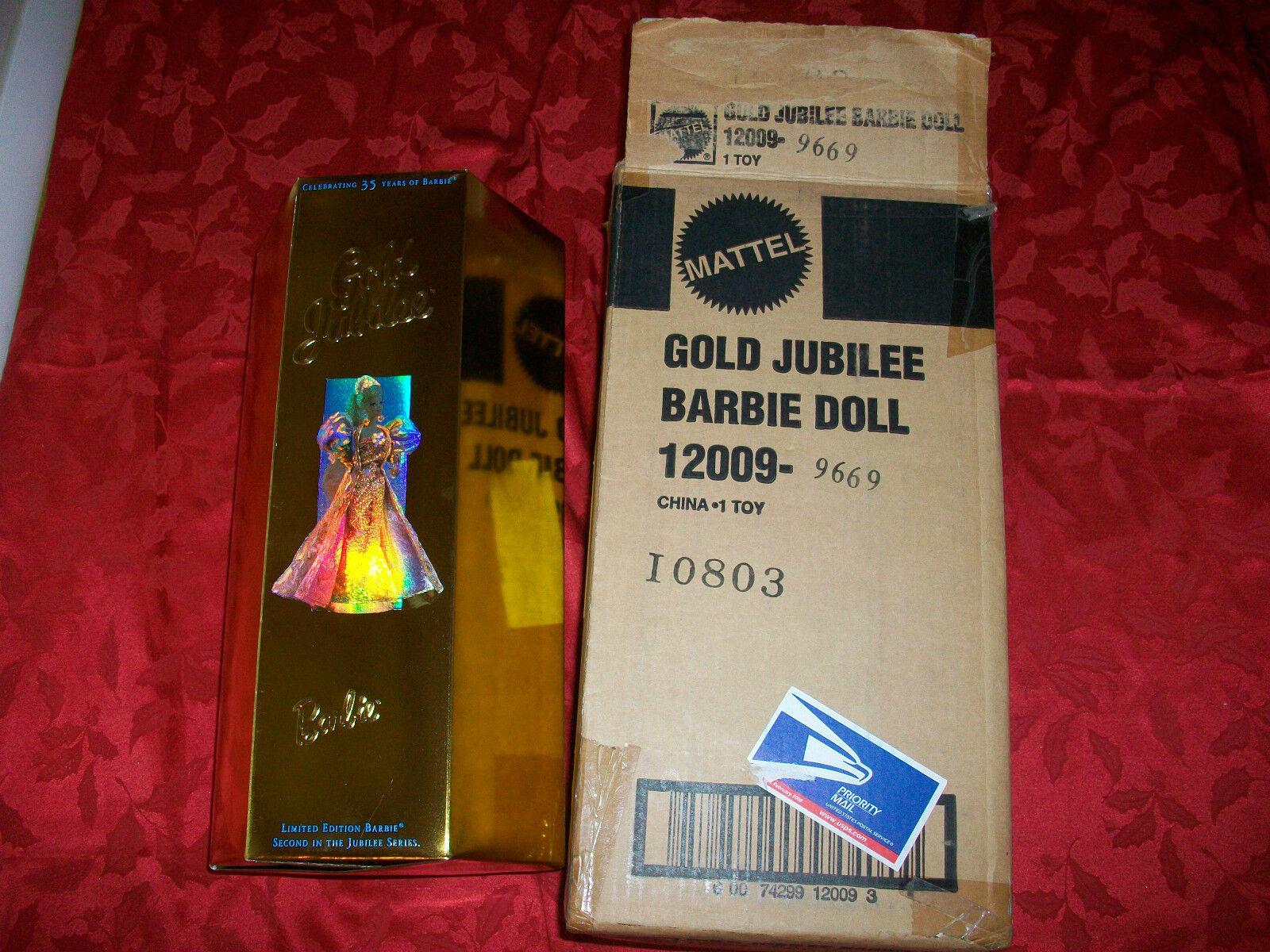 1994 35th Aniversario oro Jubileo Barbie 2nd Serie