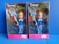 Tommy as Lollipop Munchkin - Barbie The Wizard of Oz (1999) - 00074299258190 Toys