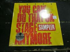 FRANK ZAPPA Cant Do That Stage Anymore Sample RSD 2020 10/24 LP VINYL Record NEW