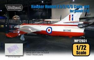 Wolfpack-1-72-Hawker-Hunter-F-1-2-4-5-Conversion-Revell-WP72031