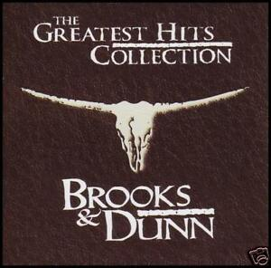 BROOKS-amp-DUNN-GREATEST-HITS-CD-19-COUNTRY-Trax-BEST-OF-KIX-RONNIE-NEW
