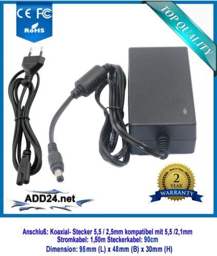Netzteil Netzgerät für LED 12V//2000mA *Neu* Stecker