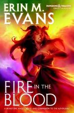 Fire in the Blood by Erin M. Evans (2014, Hardcover)