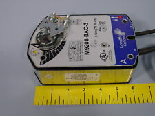 Johnson Controls M9208 Bac 3 Srtn 120vac 5060hz Damper Actuators M9208 Series