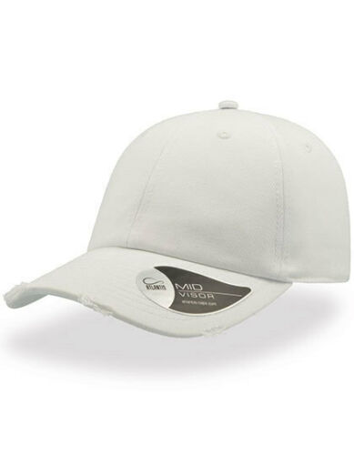 Atlantis DAD HAT DESTROYED Cap Kappe Baseball Basecap Used Look Neuware AT664